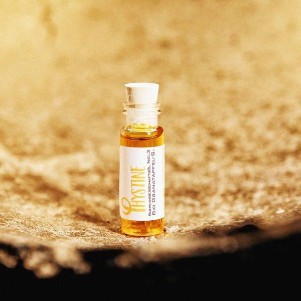 Phystine Schwangerschaftsöl No.3 Bio Granatapfel-Sanddorn 4ml Probe