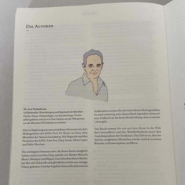 """Author von """"Werde wieder Mensch"""" - Leo Pruimboom"""