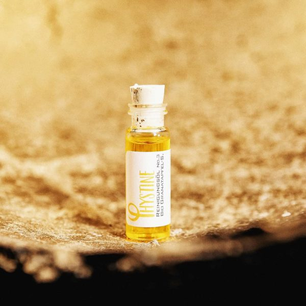 Phystine Reinigungsöl No.3 Probe